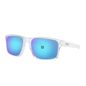 OakleySliver™ - Polished Clear - Prizm Sapphire - OO9262-4757 |US Store