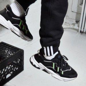 Adidas8月13日发售OZWEEGO 运动鞋 四字弟弟同款
