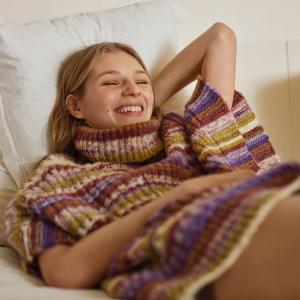 5折起+额外8折!£10收毛衣Mango官网 温暖针织毛衣专场 法风温柔针织系列 新款持续降价