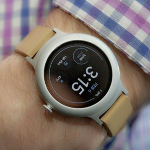 $139.99 (Orig $249.99)Lightning deal LG Watch Style Smartwatch (Silver)