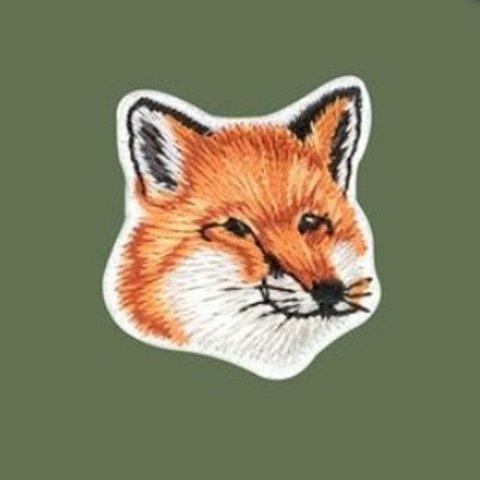 变相6.7折 满额最高减€234MAISON KITSUNÉ 周末闪促好价回归 收小狐狸logo毛线帽