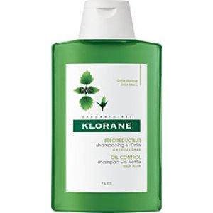 Klorane荨麻控油洗发水