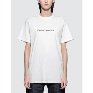 Fuck Art, Make TeesFreedom Is Not Free T恤