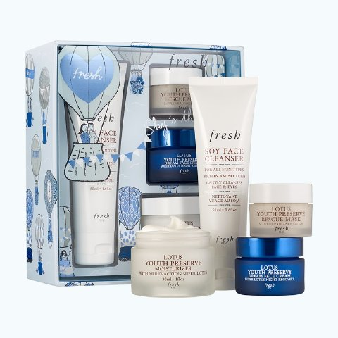 Day & Night Dewy Skincare Gift Set
