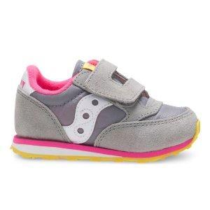 $19.99起+免邮 宽脚友好Saucony官网 促销区童鞋低至6.2折+额外8折热卖