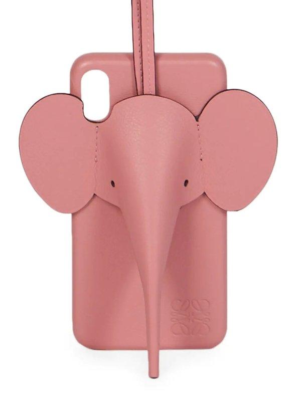 可爱小象 iPhone X/XS 手机壳
