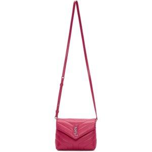 Saint Laurent- Pink Toy Loulou Bag