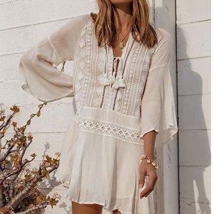 $25.99起 多款可选Bsubseach 连衣裙专场 夏季海边好选择 $25.99收封面款