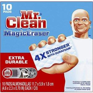 魔法清洁海绵神器 带Durafoam 10块