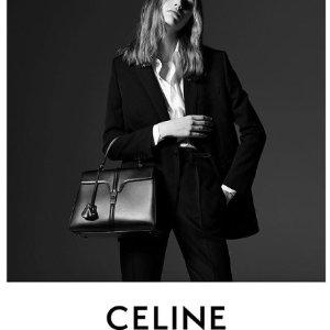 85折+汇率优势 比官网低近£500!Celine 精选美包罕见折扣入 C字包也参与!