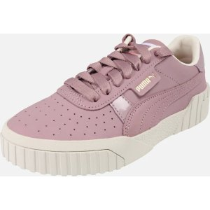 Puma粉色平底鞋