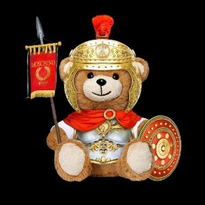 New ArrivalsMoschino FW19 Roman Teddy Bear Collection