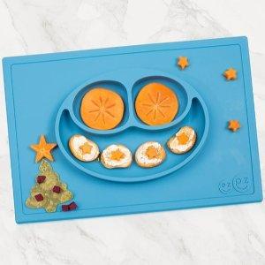 满$60减$10 + 抽$34.99的奖品5份独家:EZPZ 超萌婴幼儿餐具促销 以前在官网有过购物都可抽奖