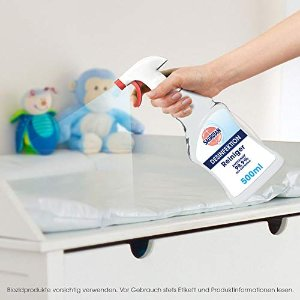 Sagrotan 消毒清洁剂 3x500毫升装 8.2折特价