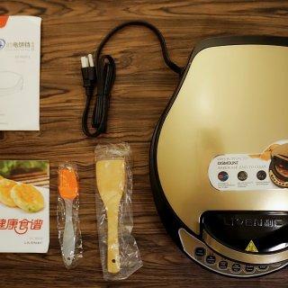 Liven 电饼铛 | 分分钟提高生活质量的神器【内附煎饼果子独家酱料秘方】