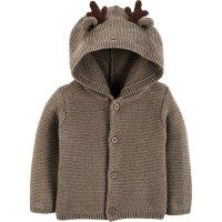 Carter's 婴儿驯鹿针织外套