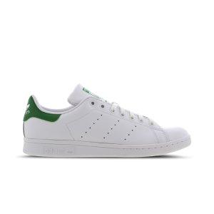 码数较全adidas Stan Smith 绿尾小白鞋