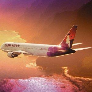 特价$785起 4月至6月期间Hawaiian Airlines 夏威夷航空 澳洲 (悉尼布里斯本) 往返夏威夷州机票