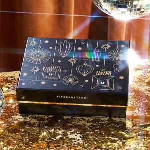 变相1.1折 仅¥130.5收6件套礼盒LOOKFANTASTIC 12月节日美妆礼盒 总价值超¥1148