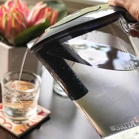 8.5折 多色可选Brita 滤水壶、便携滤水瓶 为你的健康保驾护航