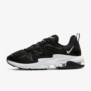 NikeAir Max Graviton 黑白拼色