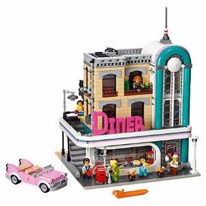 Lego城市餐厅 Downtown Diner - 10260