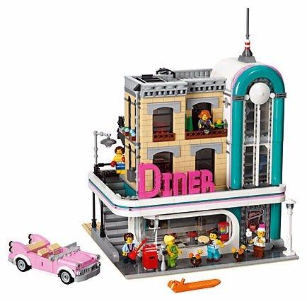城市餐厅 Downtown Diner - 10260