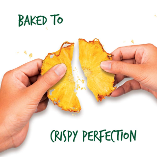 $16.99Natural Sins Baked Pineapple Chips (Pack of 6) Crispy + Thin