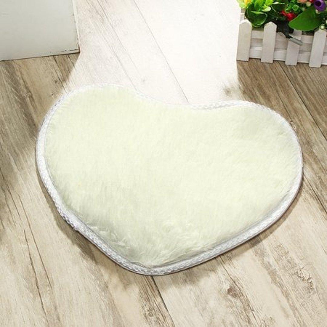 毛绒装饰垫 11.8''x15.7