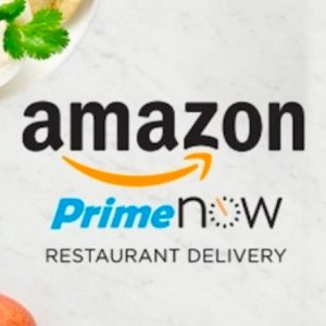 $12 off on first orderAmazon Prime Now: Restaurants Deal