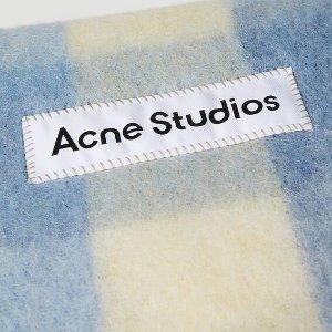 低至3折 logo宽松T恤$135最后一天:Acne studios 极简风时尚 $137收囧脸毛线帽