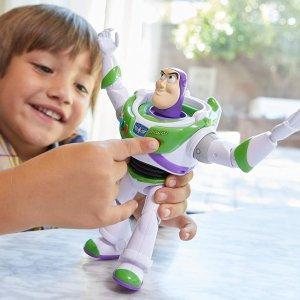 $10(原价$19.99)史低价:Disney/Pixar Toy Story 迪士尼玩具总动员4  巴斯光年玩偶