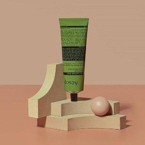 返$30+送好礼 玫瑰油沐浴上新身体护理篇 | Aesop 澳洲高冷护肤 入手霜、身体乳 赋活芳香更滋养