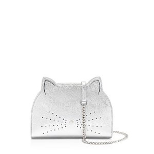 Ted BakerKirstie Cat Medium Leather Shoulder Bag