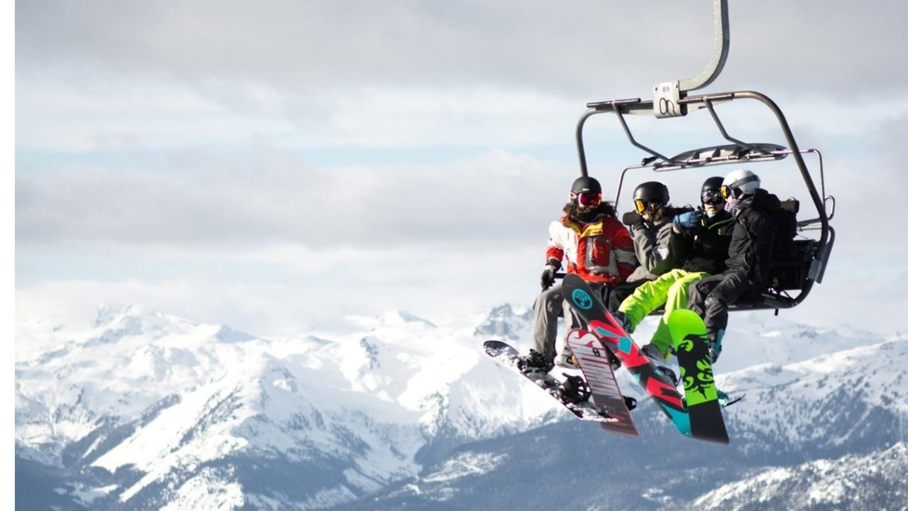 温哥华滑雪场最全攻略 | 住在加拿大冬天怎么能不滑雪呢?!