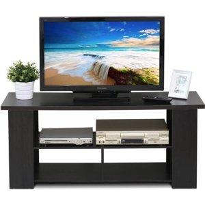 $48.7(原价$95.99)Furinno 电视柜 可容纳50寸电视机