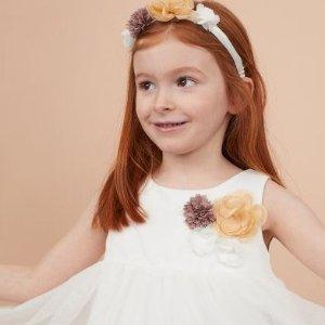 低至3折+额外9折 $4.99收棉Tee最后一天:H&M 折扣区可爱萌娃服饰特卖 折上折白菜童装来一打