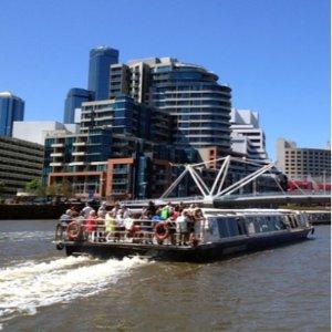 团购价$5.95起+免费饮料 悠闲亲子游首选Melbourne River Cruise 墨尔本邮轮一小时畅游团购