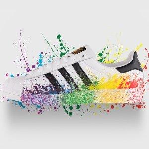 7.5折+额外85折  $15.94起NIke、Adidas、Skechers 费鞋儿童的五彩世界