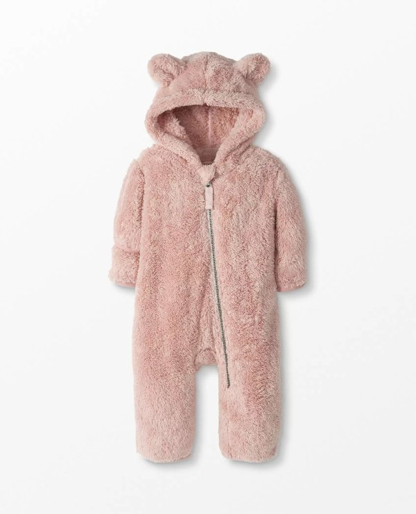 婴儿保暖连身衣