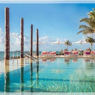 $119起 最高赠送$300机票额度坎昆 Club Med 一价全包度假村