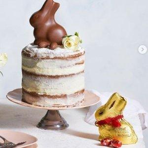 4折起 $1.99收Lindo巧克力白菜价:Lindt 复活节主题巧克力热卖 复活节兔子 $4.49 迷你礼盒$1.49