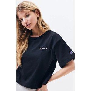 ChampionChampion Logo Cropped T-Shirt