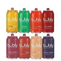 多种口味气泡水 18罐