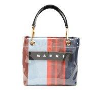 Marni GLOSSY GRIP MINI购物袋