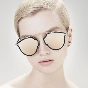 $79.99起 收珍珠经典款Dior、Gucci、Chanel、Miu Miu 等大牌太阳镜热卖