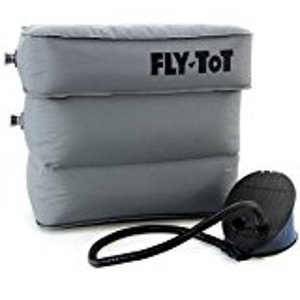 Amazon.com : JJMG New Air Travel Leg Rest Pillow for Resting Feet for Kids, Children Sleeping During Air Plane Flight Footrest Pillow Recliner Relax Cushion, Buy 3 & Make a Bed in Your Car's Back Seat Camping : Sports & Outdoors