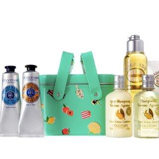QVC.com L'Occitane 6-Piece Beauty Essentials Kit withTin
