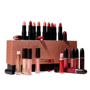$195 (Worth $407)Saks Fifth Avenue 20-Piece Lip Color Set