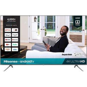 Hisense 85H6570G 85-Inch 4K Ultra HD Android Smart TV